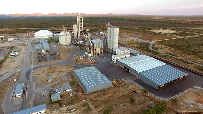Ohorongo Zementfabrik