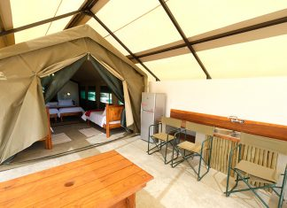 Namib Desert Camping2Go Selbstversorgerzelte