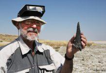 Etosha Fossilien Prof Martin Pickford