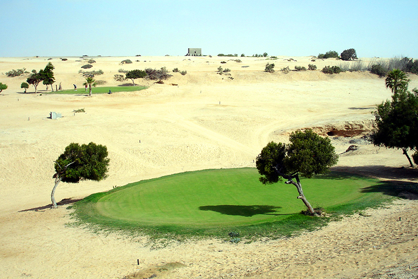 Henties Bay Golfplatz