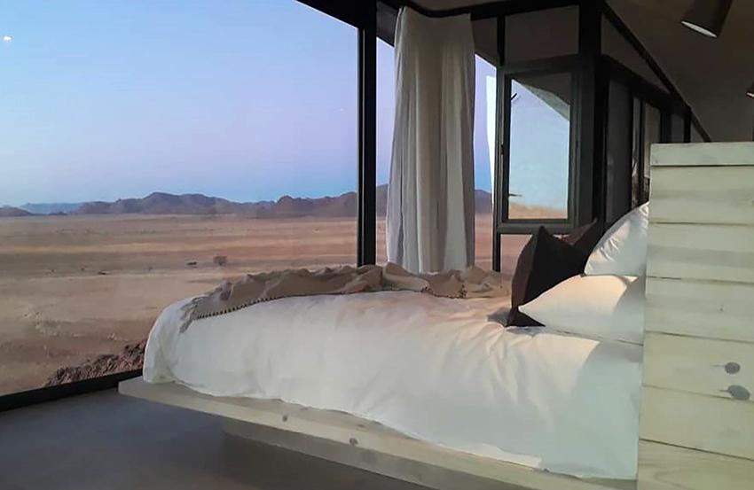 Desert Whisper Schlafzimmer