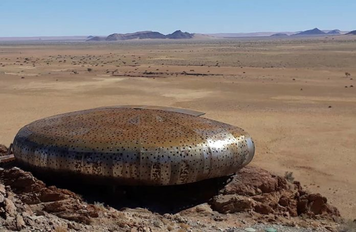 Desert Whisper, Namibia
