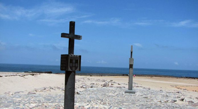 Cape Cross Namibia