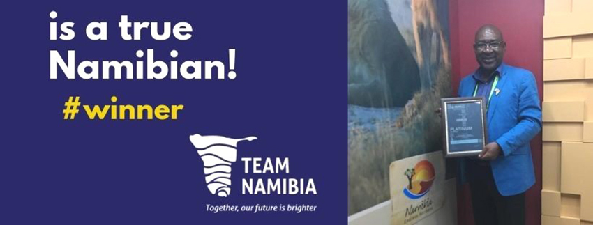 Namibia, Indaba Durban
