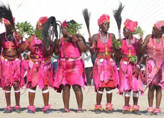 Omarunga-Festival Namibia