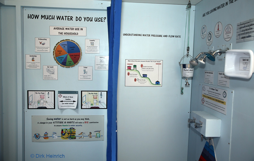 NaDEET Wassersparen