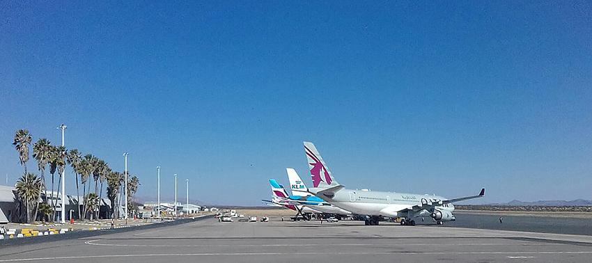Hosea Kutako International Airpor