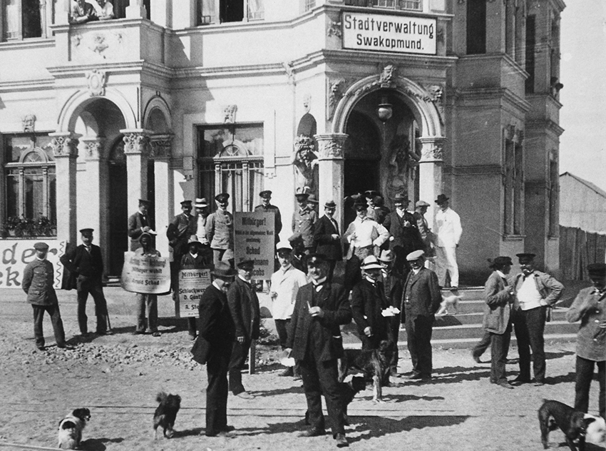 Hohenzollernhaus 1912