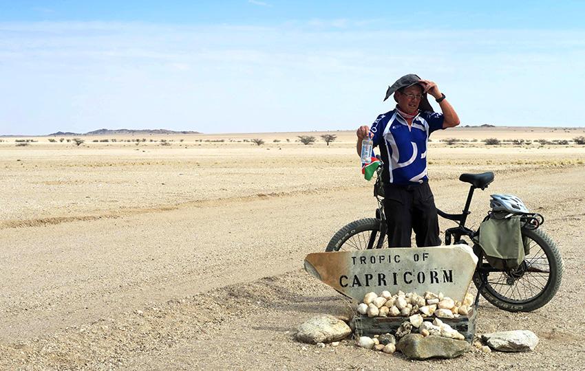 Südlicher Wendekreis Namibia