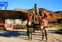 Canyon Village, Namibia