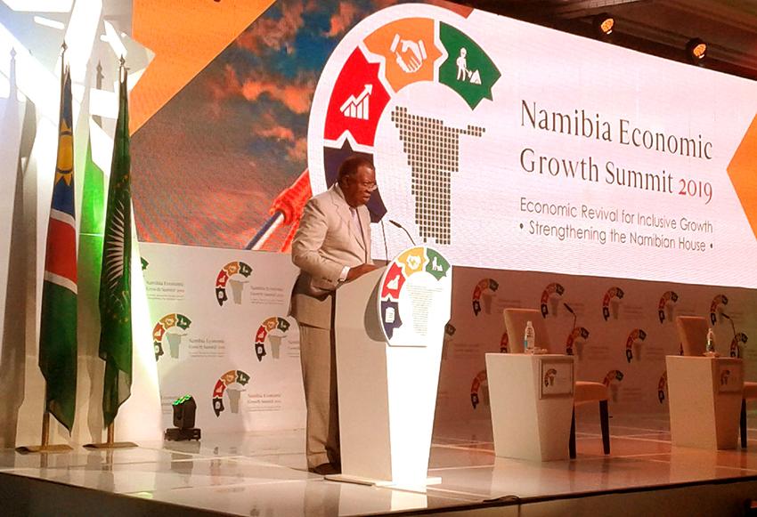 Wirtschaftsgipfel 2019 Windhoek