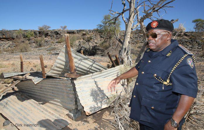 General Ndeitunga Namibia