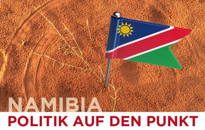 Namibias Politik auf den Punkt