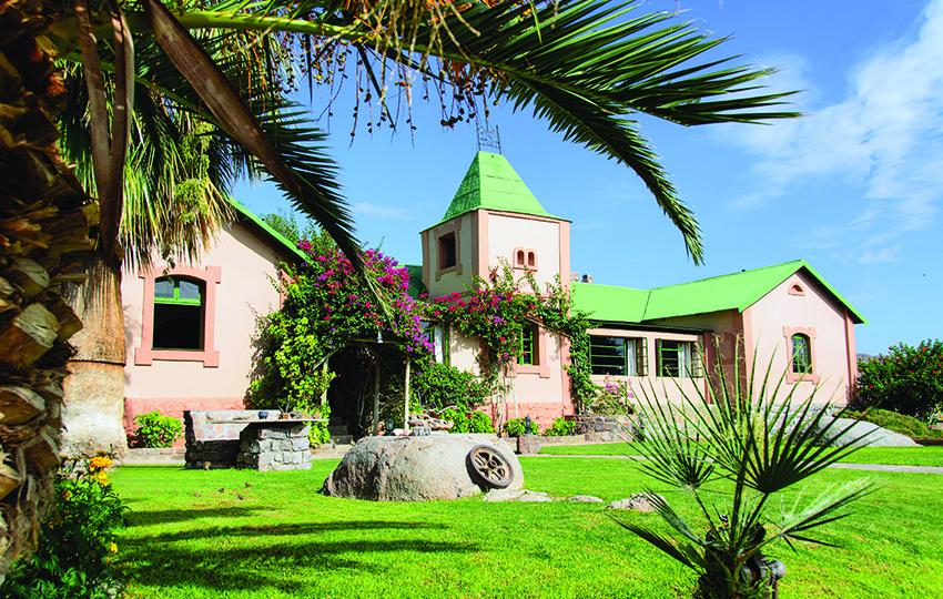 Canyon Lodge, Gondwana Collection Namibia