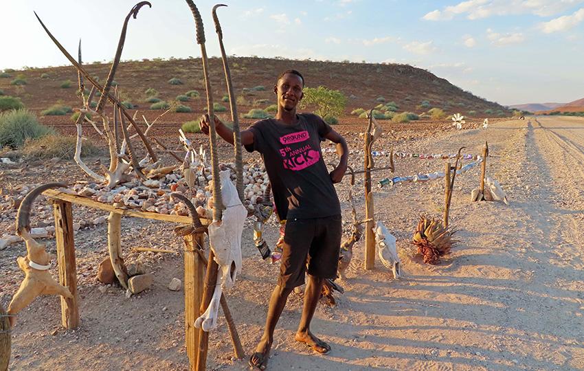 Erwin Tamiseb, Namibia