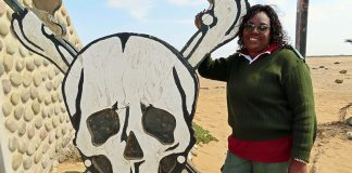 Hilga Lisa Gawises, Namibia