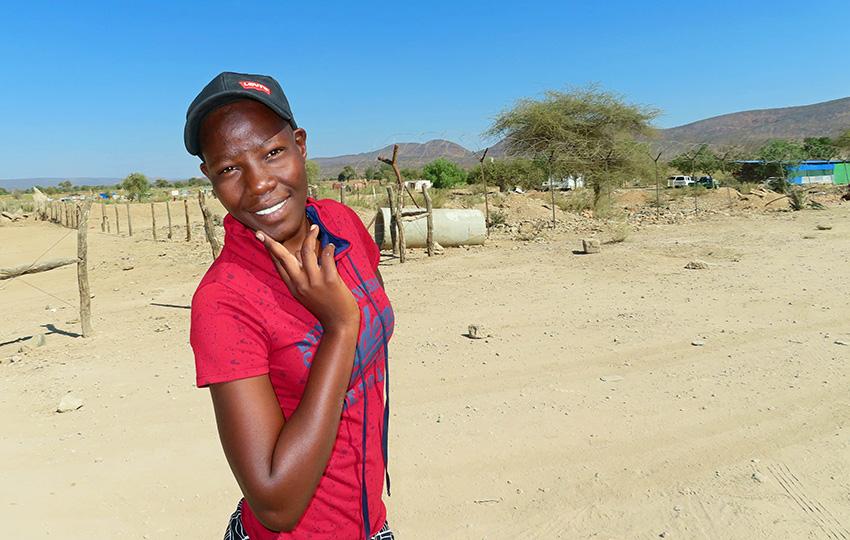 Veriuondjozea Muharukua, Namibia