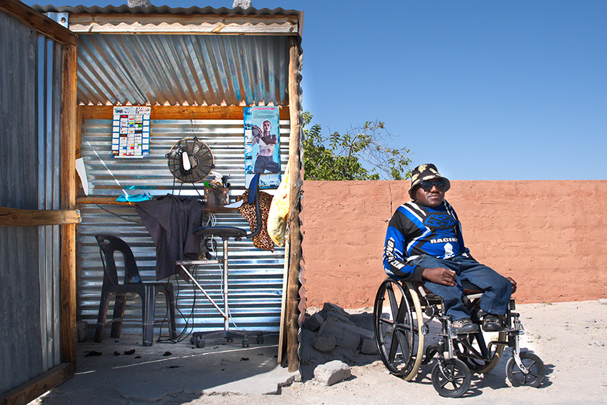 Barber Shop, Namibia