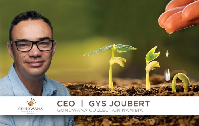 Gys Joubert, Gondwana Collection Namibia