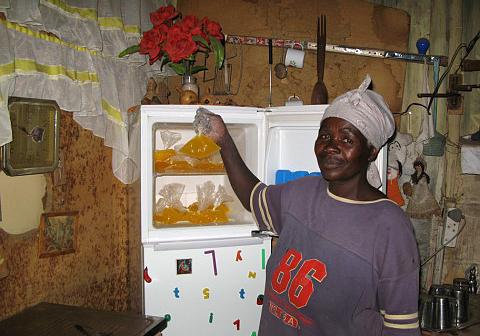 Grundeinkommen, Kühlschrank