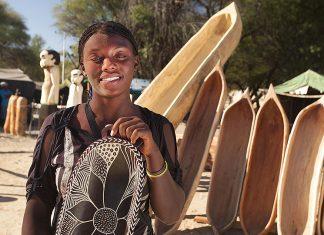 Nachhaltige Nutzung von Holz, Namibia