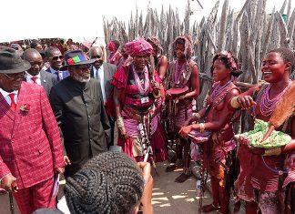Olufuko-Festival, Namibia