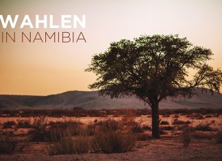 Wahlen in Namibia