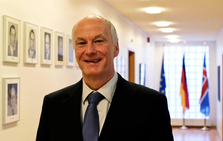Herbert_Beck, Deutcher Botschafter in Windhoek
