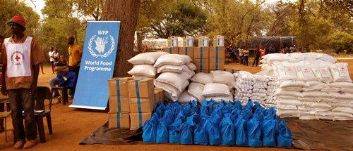 Dürrehilfe Kavango-West