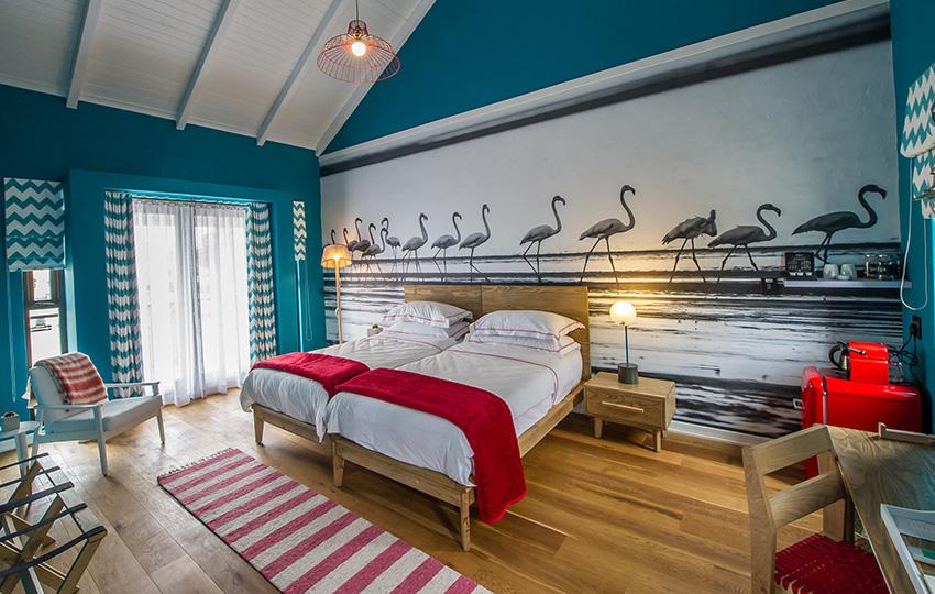 The Delight Swakopmund, Gästezimmer