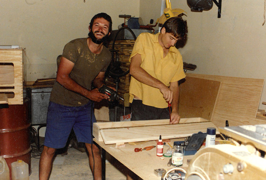 manni workshop