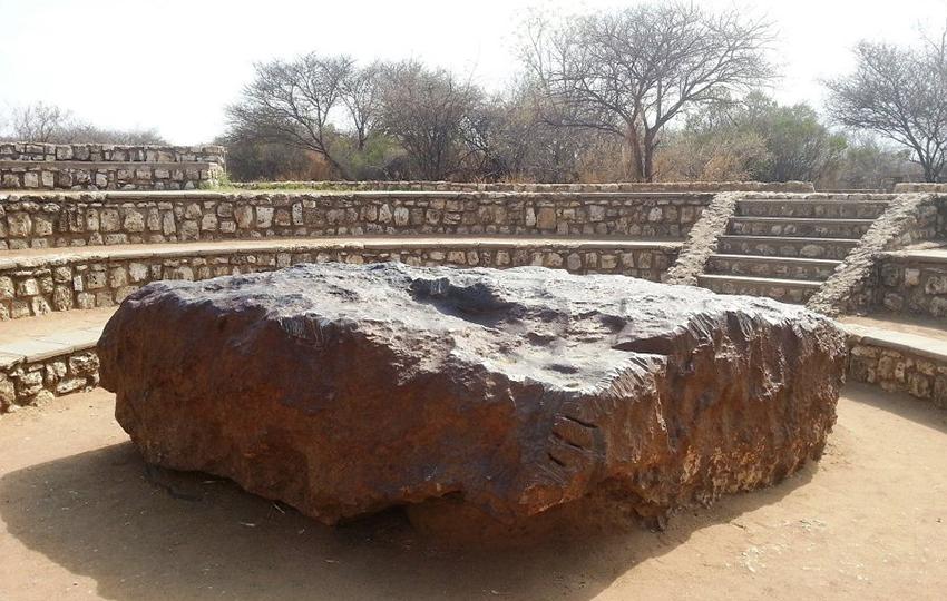 Hoba Meteorit, Namibia