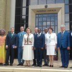 Russische Delegation besucht namibischen Nationalrat