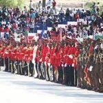 Namibia Unabhängigkeitsfeierlichkeiten