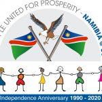 30 Jahre Unabhängigkeit Logo