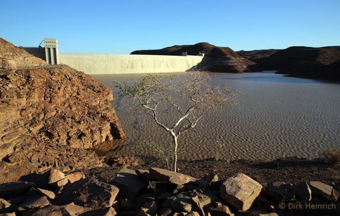 Neckartal Damm, Namibia