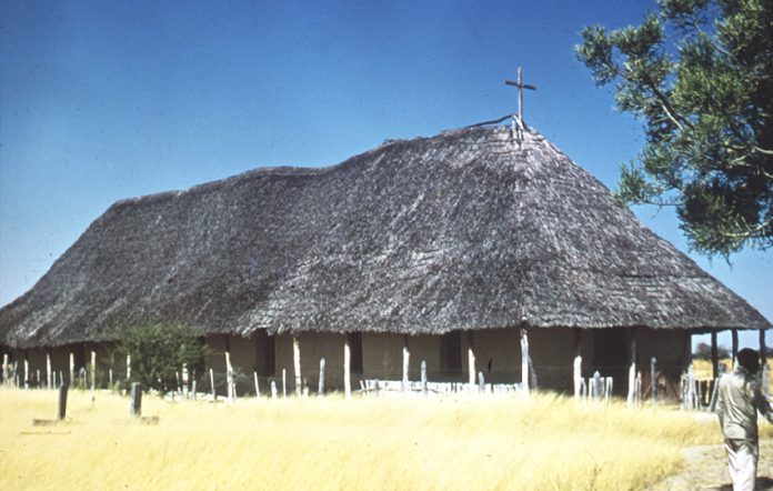 Olukonda Missionskirche, Namibia