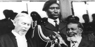 Unabhängigkeit Namibia 1990eb