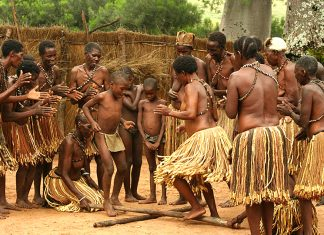 Lebendes Museum der Mafwe