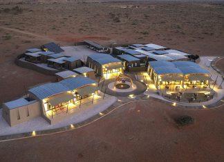 The Desert Grace, Namibia