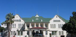Bahnhof, Windhoek