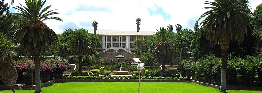 Tintenpalast Windhoek