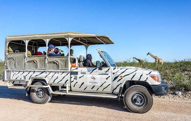 Etosha Safari Camping2Go
