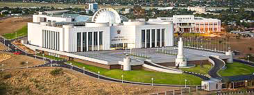 Staatshaus in Windhoek.