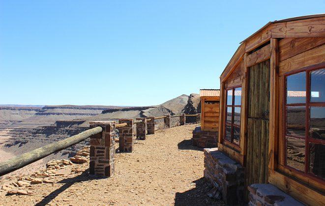Canyon Klipspringer Camps