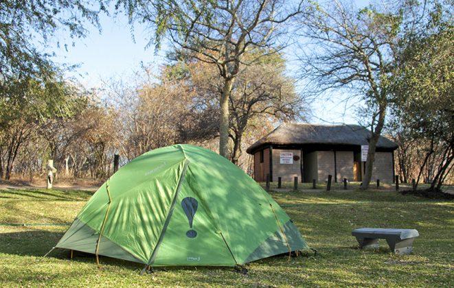 Namushasha River Campsite