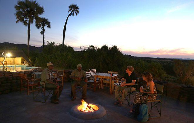 Palmwag Lodge and Camp