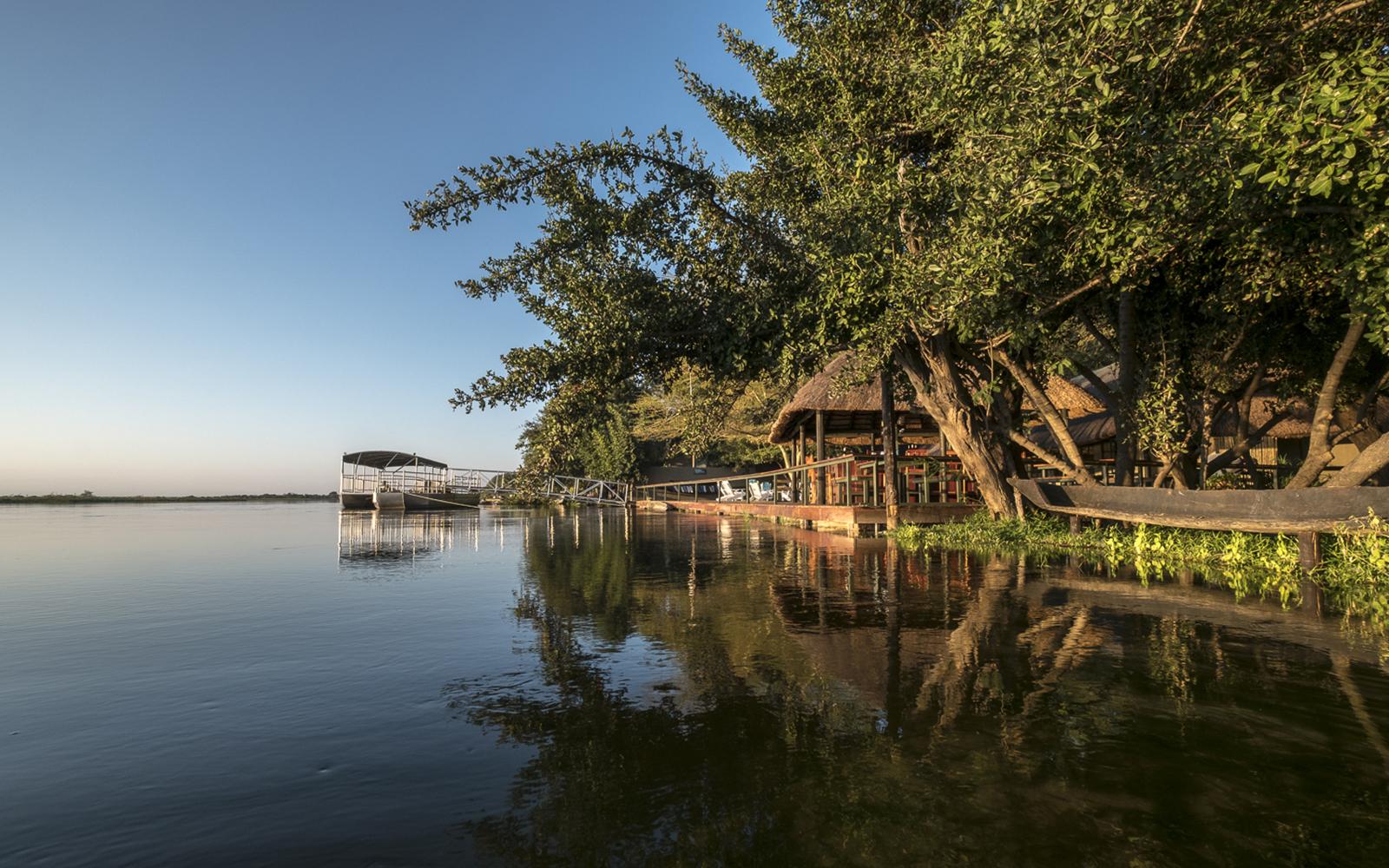 Zambezi Mubala Campsite
