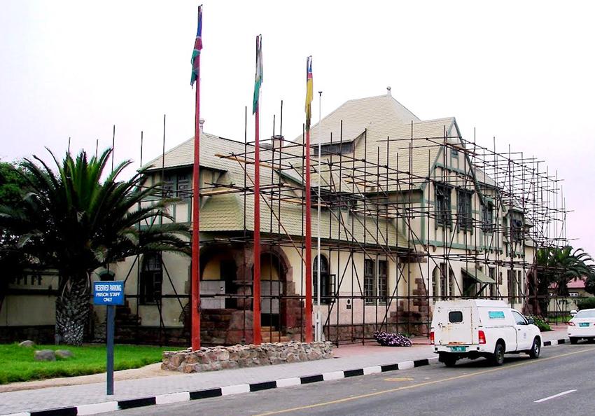 Altes Gefängnis Renovierungen