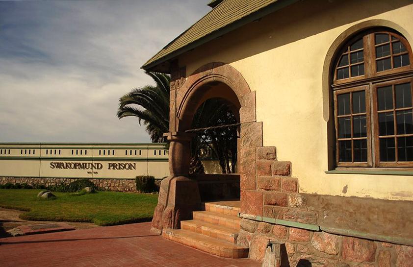Altes Gefängnis Nahaufnahme